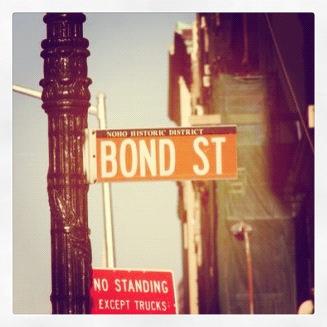 BOND ST. NOHO DESIGN DISTRICT