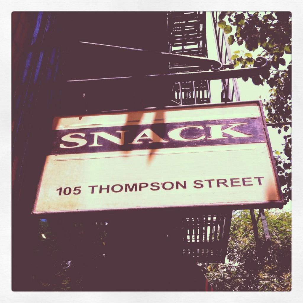 Snack Thompson Street