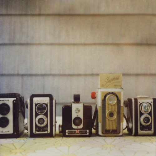 Vintage Cameras Cori Kindred