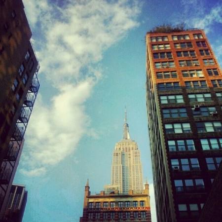 Empire Building NYC