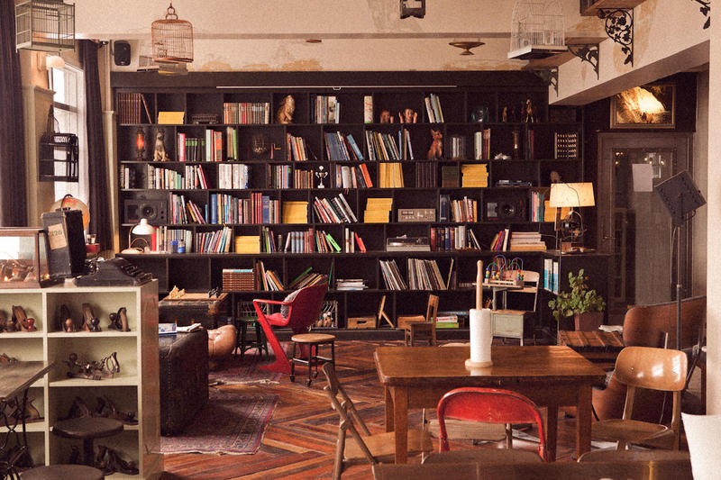 Key library