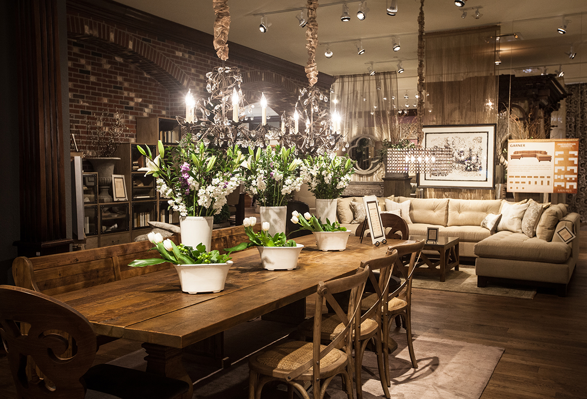 decor nyc design and decor stores we love meatpacking district Arhaus NYC - Meatpacking District