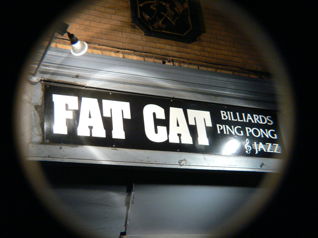 Fat Cat Bar
